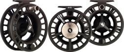 Sage 2280 Fly Reel - Brand New from Sage - No Box - Black/Pl