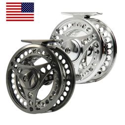 3/4 5/6 7/8 9/10WT Fly Fishing Reel Large Arbor CNC Machined