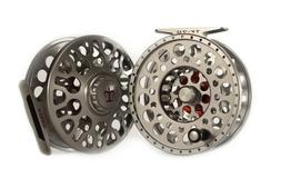 3-TAND TF-70 Crossover Fly Reel New In Box Titanium Grey