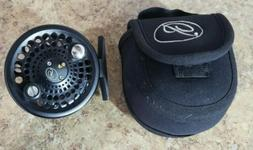 Precision 46 Fly Fishing Reel  New w/ Pouch
