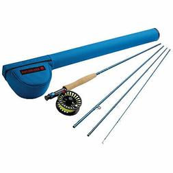 """Redington Crosswater Fly Fishing Outfit  - 5 Weight, 8'6"""" Fl"""