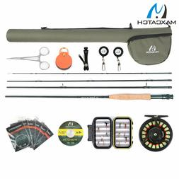 Maxcatch 5/6/7/8wt Extreme Fly Fishing Rod and Reel Combo, F