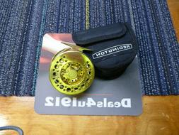 REDINGTON AL 5/6 Fly reel fishing, with line and case, New N