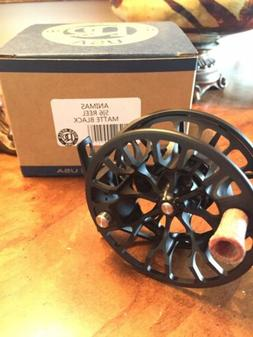 Ross Animas Fly Reel. 2019 New Black 5/6