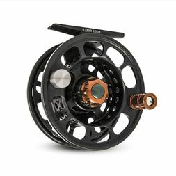 ANIMAS 11-12 REEL - BLACK w/BRONZE