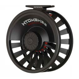 Redington Behemoth 7/8 Fly Reel Black NEW FREE SHIPPING