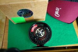 TIBOR BILLY PATE BONEFISH RIGHT HAND #7-9 FLY REEL FREE $100