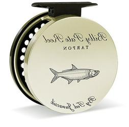TIBOR BILLY PATE TARPON LEFT HAND 10/12 FLY REEL FREE $100 L