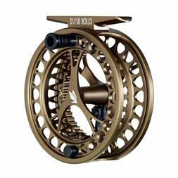 Sage Click 0/1/2 Fly Reel - Color Bronze - NEW - FREE FLY LI
