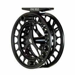 Sage Click 3/4/5 Fly Reel - Color Stealth - NEW - FREE FLY L