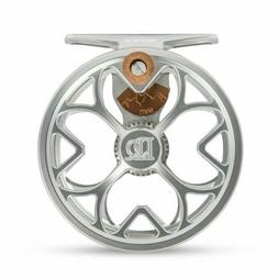 Ross Colorado LT Fly Reel - 0/3 Platinum - Made in USA