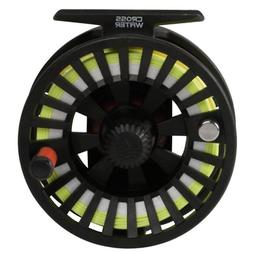Redington Fly Fishing Cross water 4/5/6 Pre spooled Reel wit