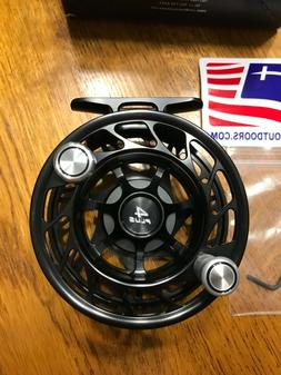 Hatch Finatic Black Gen 1  Model 4 Plus LA Fly Reel perfect