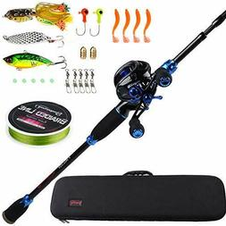 fishing rod and reel combos 24 ton
