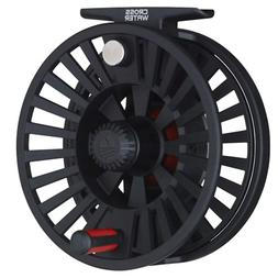 Redington Fly Fishing Cross Water 4/5/6 Reel, Black