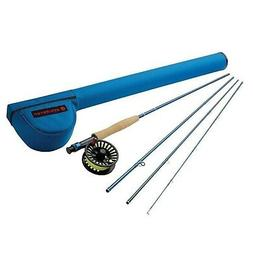 Redington Crosswater Fly Fishing Outfit  - 8 Weight, 9' Fly