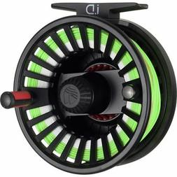 Redington Prespooled i.D 5/6 Fly Reel + 5 Weight Rio Fly Lin