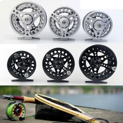 Fly Fishing Reel Combo 3/4/5/6/7/8 WT Large Arbor Aluminum F