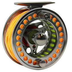 fly line combo 3 4 5 6