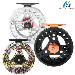 Maxcatch ECO Fly Reel 2/3 3/4 5/6 7/8WT Aluminum Large Arbor