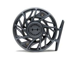 Hatch Gen 2 Finatic Fly Reel - Size 3 Plus - Gray/Black - La