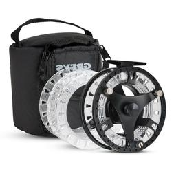 Greys GTS500 Cassette Fly Reel With Fully Loaded Spools