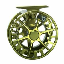 Lamson Guru S Fly Reel Size 5+ Color Olive Green NEW