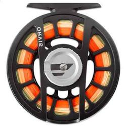 Orvis Hydros IV  Fly Reel Black NEW FREE SHIPPING