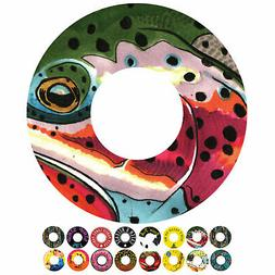 Redington i.D 5/6 WT Fly Reel Decal