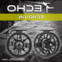 Echo Ion 10/12wt Fly Reel - 12 Month Warranty - Free Shippin