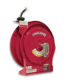 Reelcraft L-5550 123 X Cord Reel 12 AWG / 3 Cond x 50ft. 20