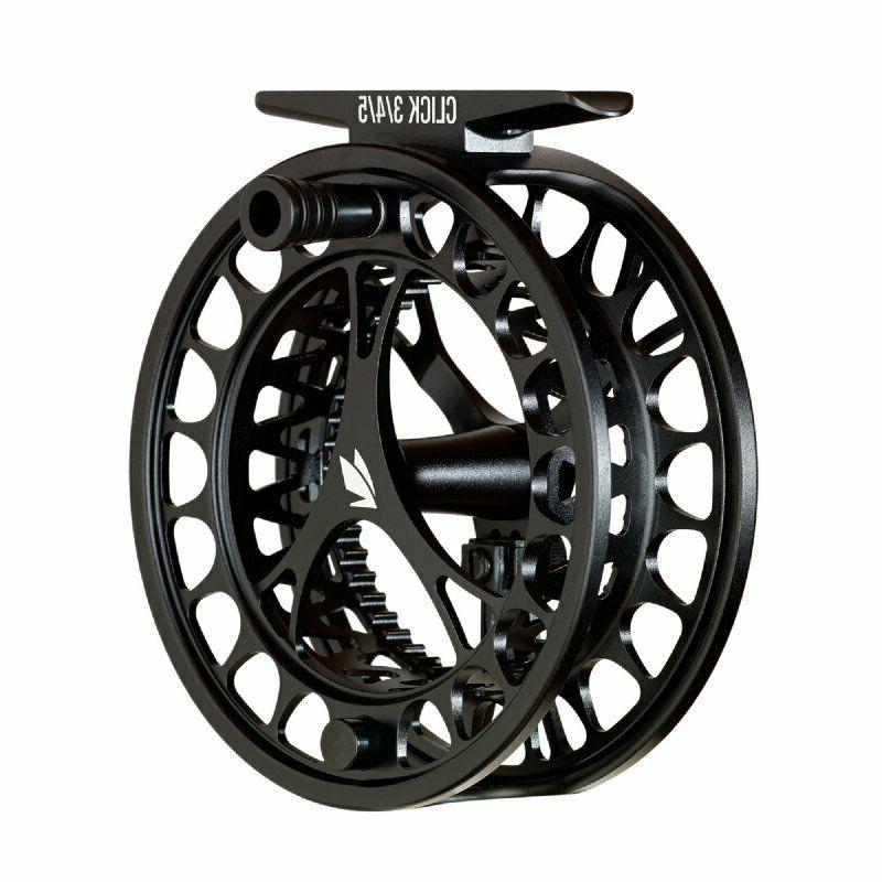click 4 5 6 fly reel color