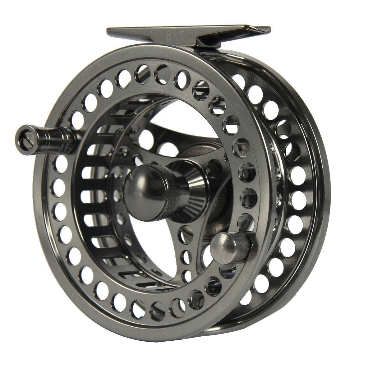 cnc machined fly reel 3 4 5