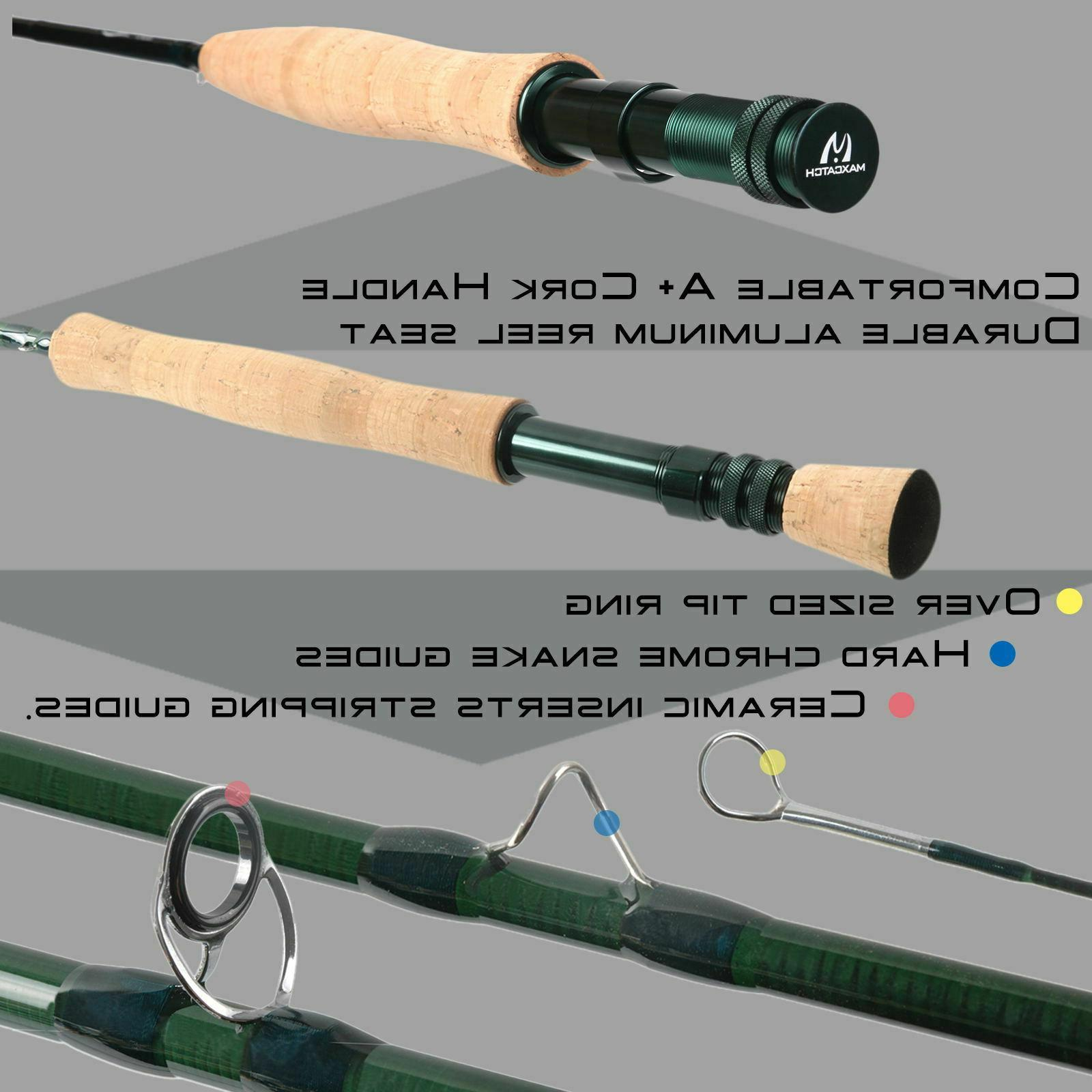 Maxcatch And Combo WT Fly ECO