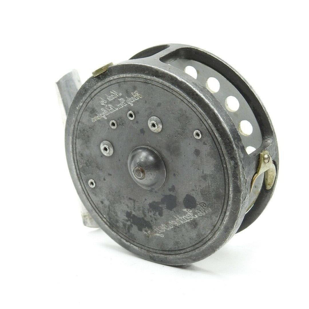 Hardy Featherweight Reel. in See