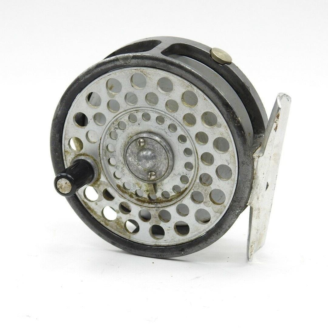 featherweight fly fishing reel made in england