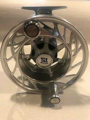 finatic 12 plus fly reel large arbor