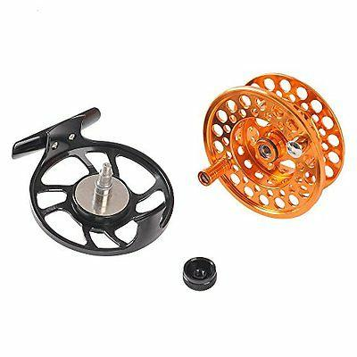 Fly Fishing Reel with Large Arbor CNC machined, Saltwater, Wt,