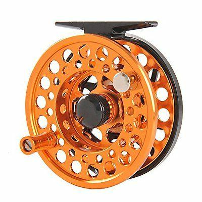 Fly Fishing Reel with Large Arbor 2+1 CNC Wt,
