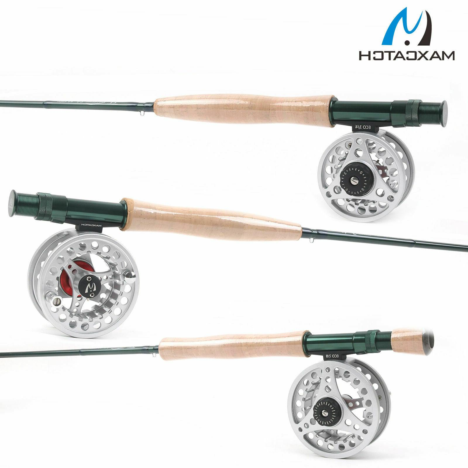 fly fishing rod and reel combo 3