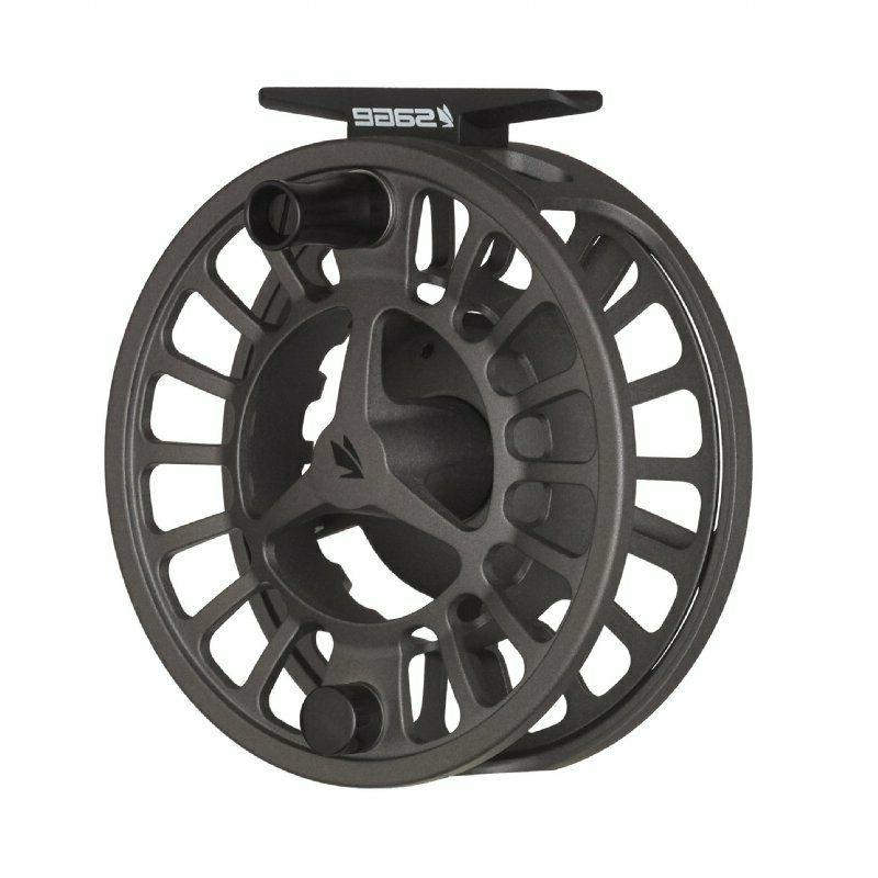 Sage Spectrum C Fly Reel - Size 9/10 - Color Grey - NEW