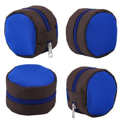 Fly Zippered Reel Pouch Cover Protective Case Storage BS