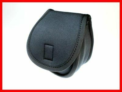 """Fly Reel Cover Pouch NEOPRENE Fly Reel Boot Large for 4"""" x 5"""