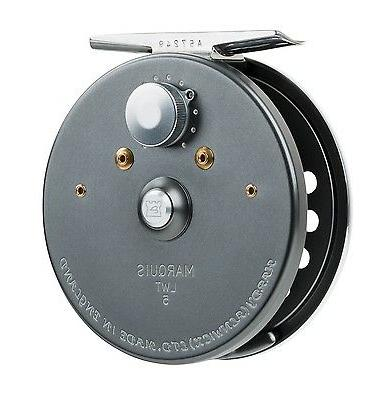 marquis lwt fly reels size 5 new