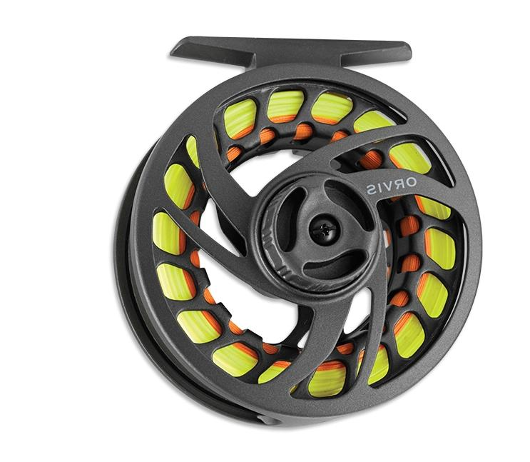 new clearwater large arbor reels fly fishing