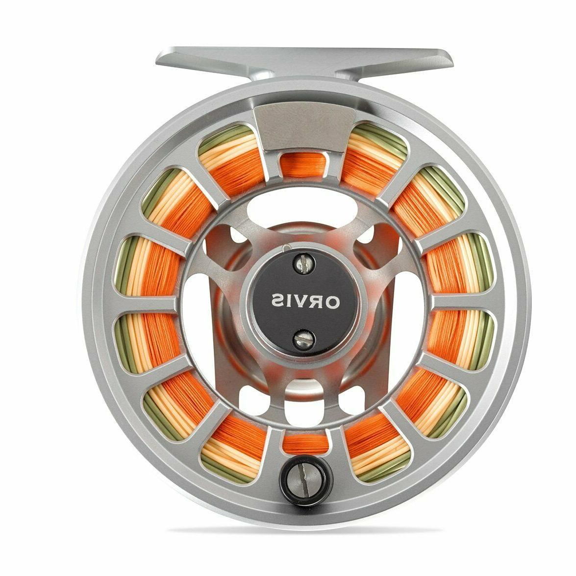 NEW HYDROS FLY REEL IN FOR 3, 4 OR 5 FREE US