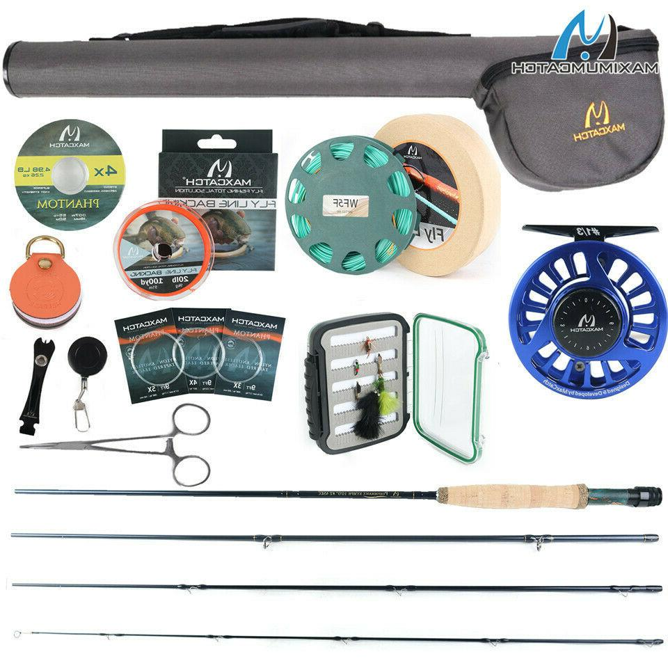 nymph fly fishing rod combo 2 3