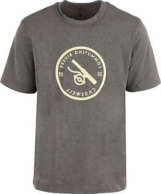 round fly reel protec drirelease t shirt