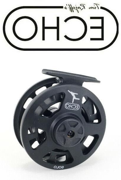 solo 6 8 weight fly reel w