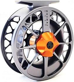 Lamson Guru Series II, Grey/Orange, 3